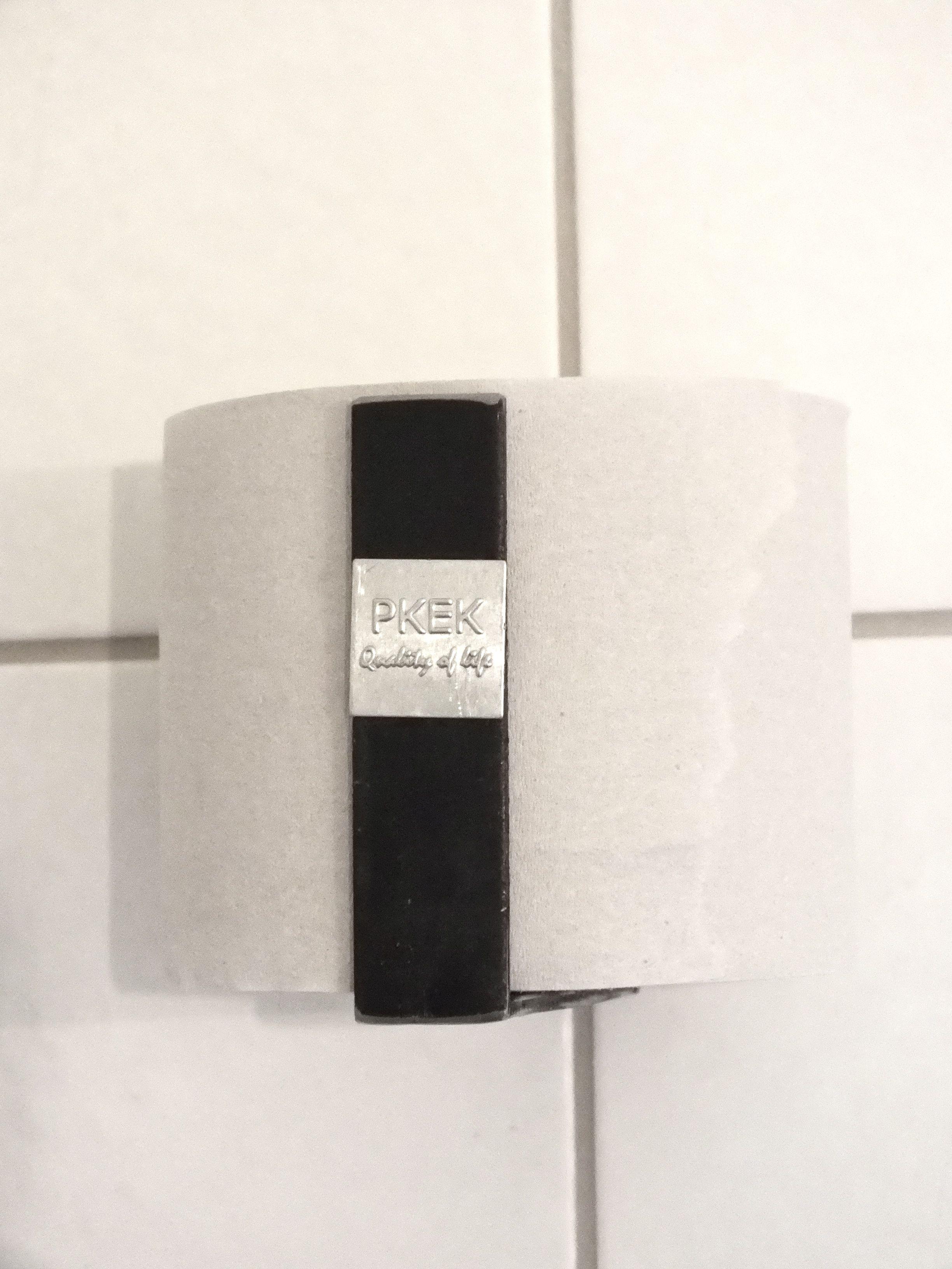 PKEK Quality of life - PAPPERSHÅLLARE BADRUM STÅL